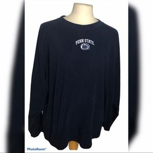 Men's NCAA Penn State Fleece Crewneck XXL Pullover